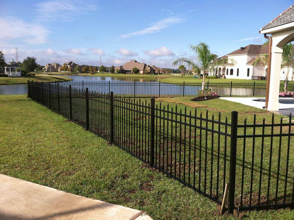 fence company in New Orleans